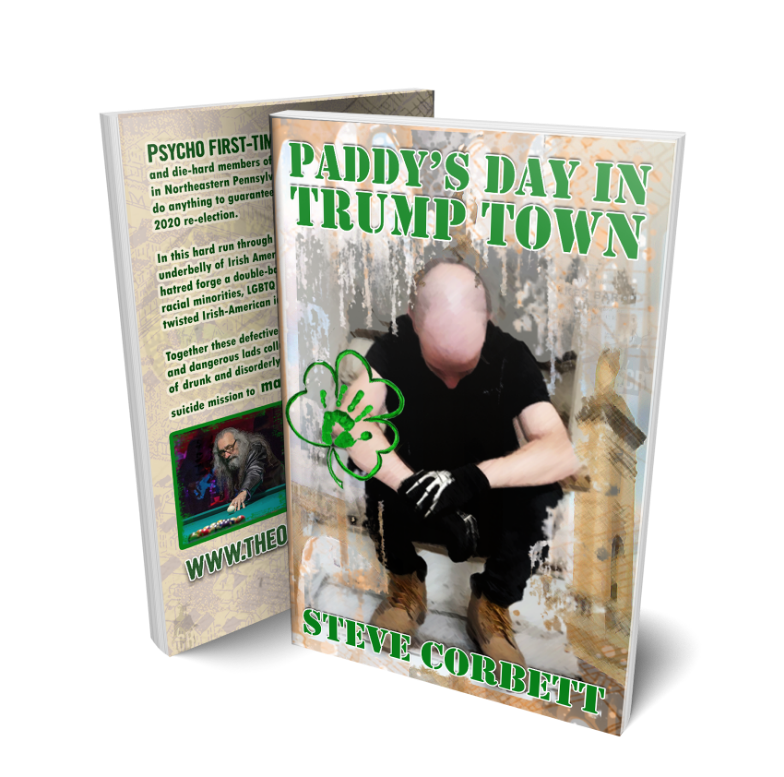 Book: Paddy's Day in Trump Town
